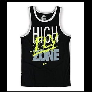 Men's Nike High Fly Zone Tank Top